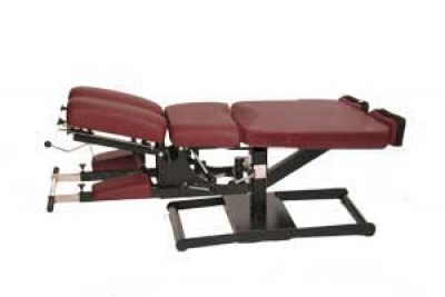 TITAN 3 & 3E Stationary Chiropractic Tables